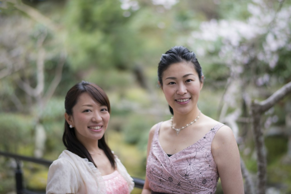 當麻寺護念院「心のふるさとコンサートvol.4   フルートとピアノとお花見と…」