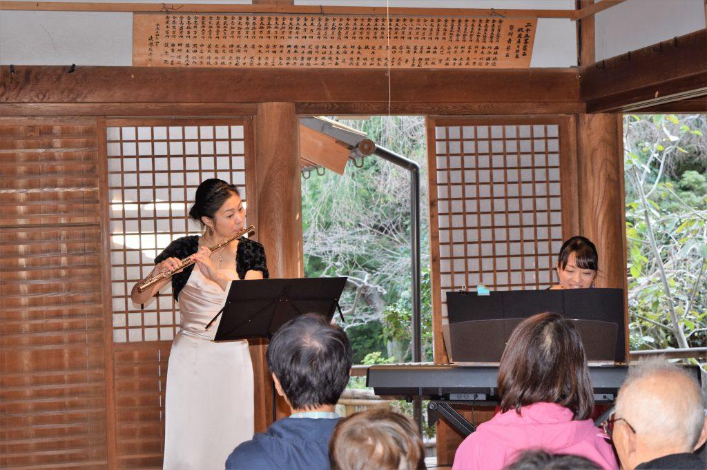 心のふるさとコンサートVol5 フルートとピアノで奏でる心のうた