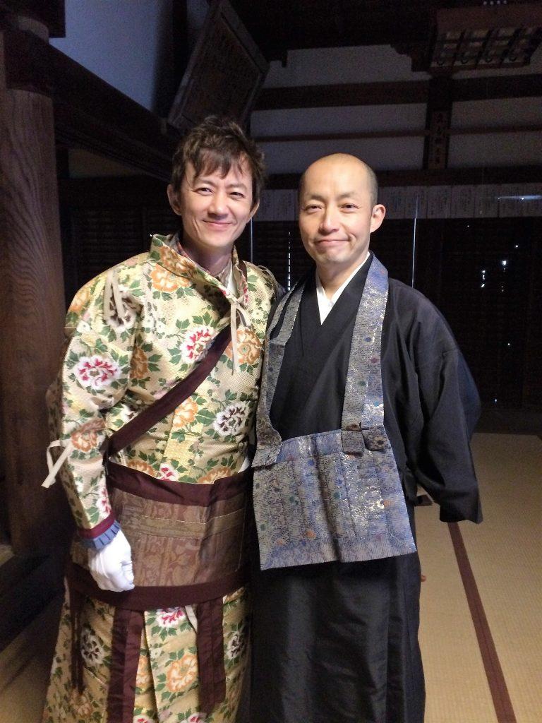 項明生(James Hong)さんをお迎えしました。