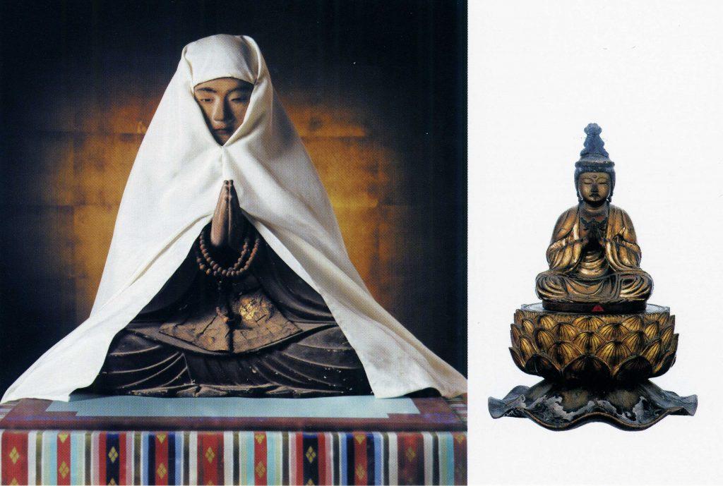 奈良国立博物館 千年忌特別展「源信 地獄・極楽への扉」が始まりました。