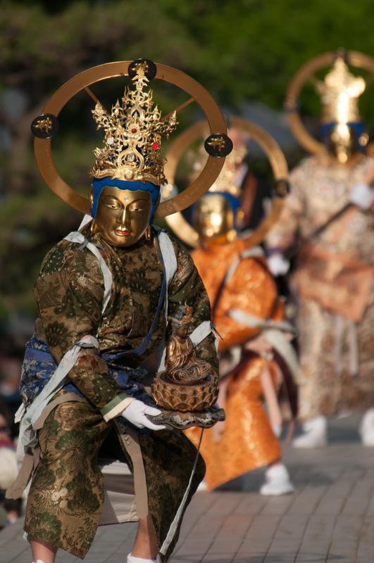 「當麻寺来迎聖衆来迎練供養会式4/14(火)」はコロナウイルス感染拡大防止の為大幅に規模を縮小して執り行います