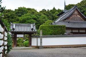護念院の建物