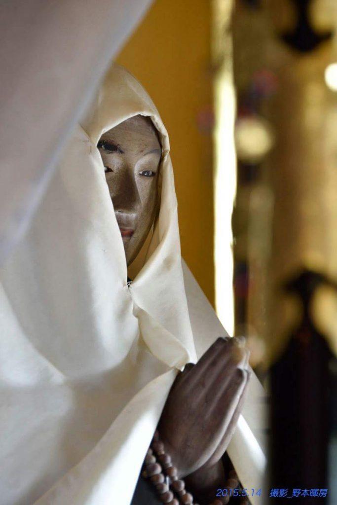 令和2年度當麻寺練供養会式の本堂外儀式を中止致します