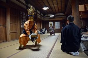 菩薩講の活動2(2015年)